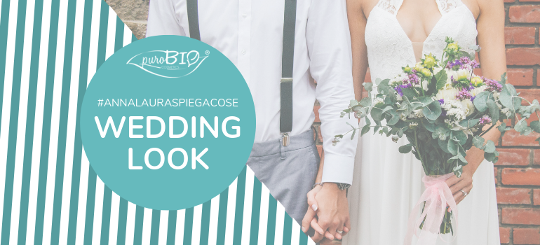annalura spiega cose wedding look