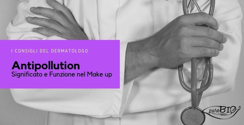 antipollution i consigli del dermatologo