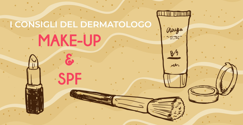 makeup spf e pelle