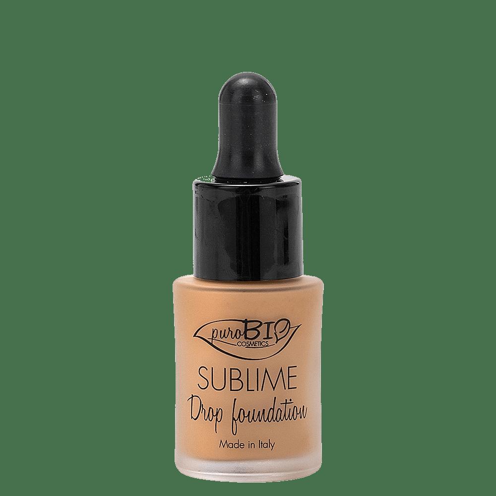 Drop Foundation n 04n puroBIO cosmetics