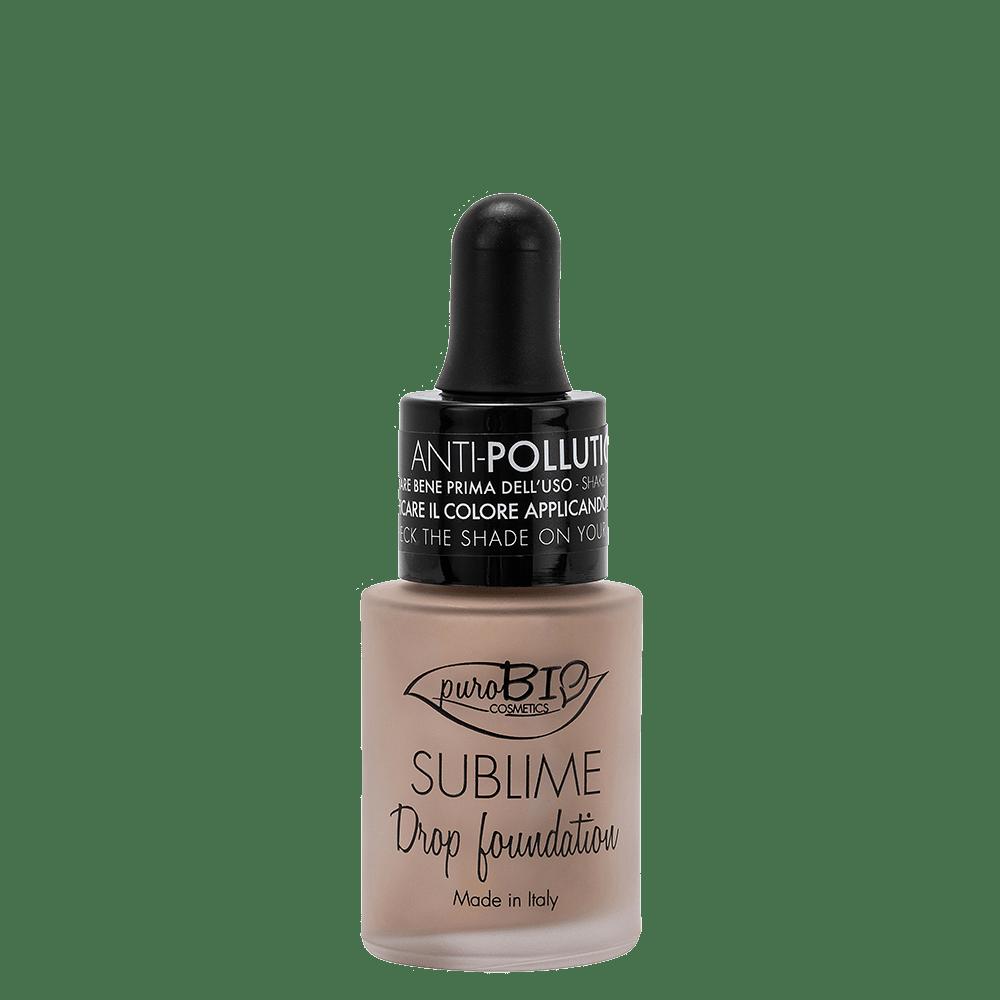Drop Foundation n 05y puroBIO cosmetics