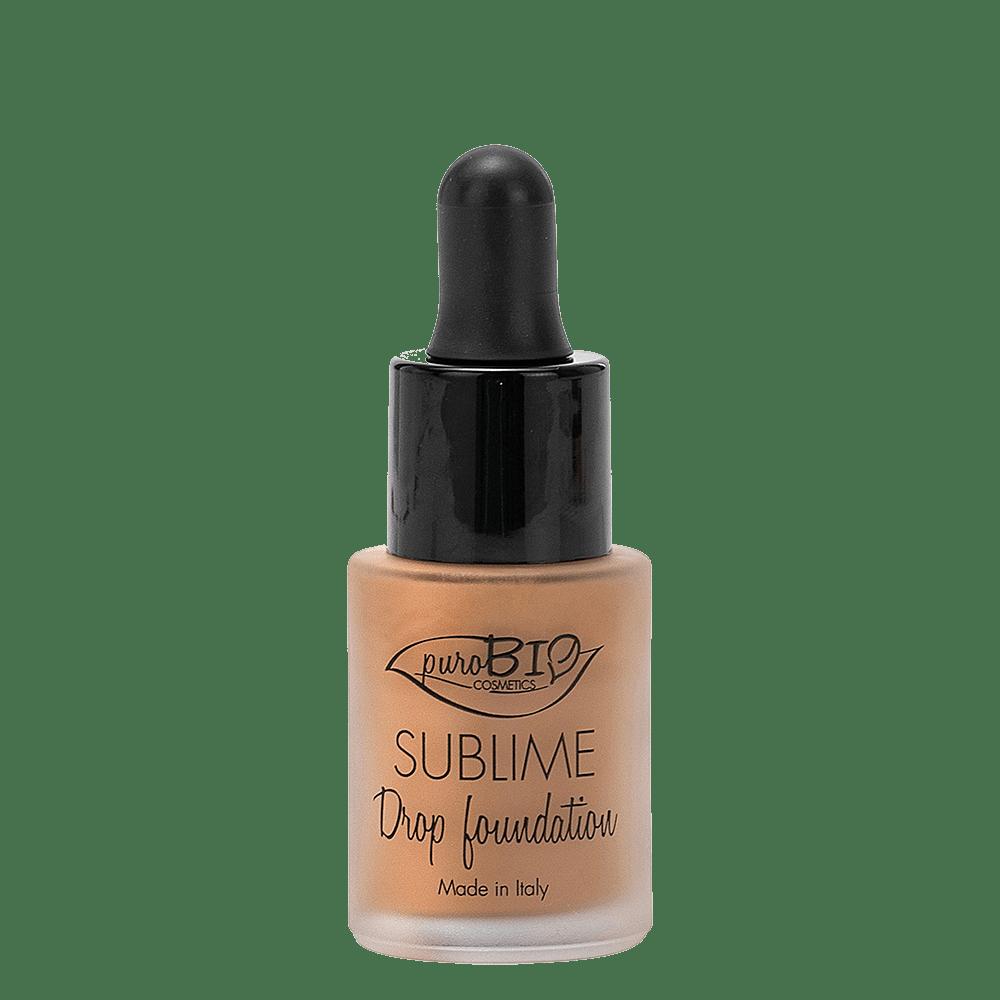Drop Foundation n 06n puroBIO cosmetics