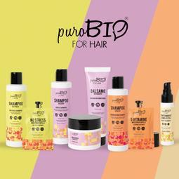 puroBIO FOR HAIR MENU