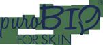 logo blu purobio for skin