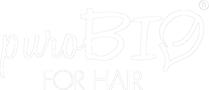 logo purobio for hair