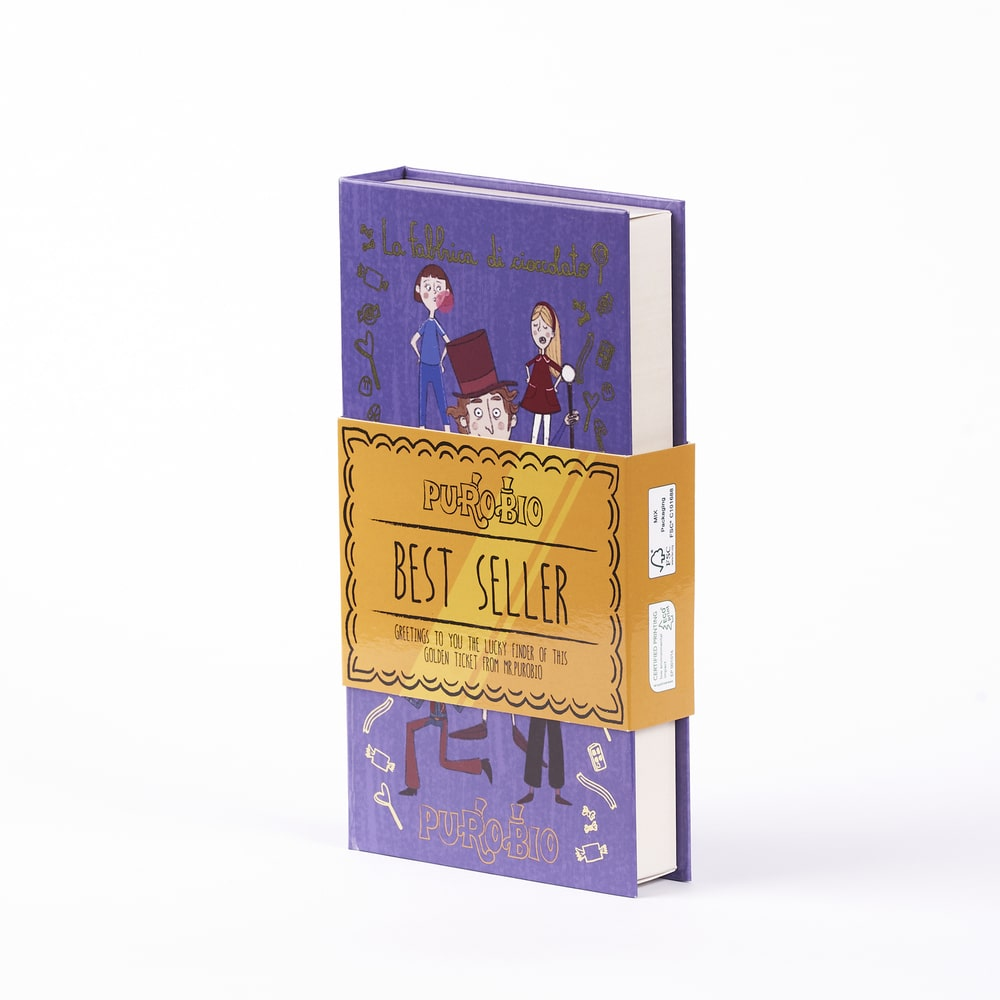 puroBIO Christmas Stories - La Fabbrica di Cioccolato - chiuso